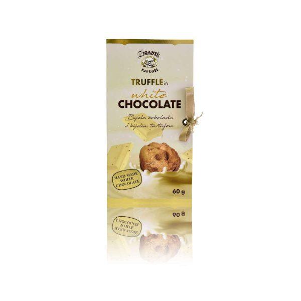 Bijela cokolada sa tartufima